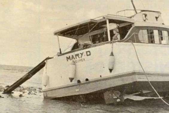 Le pirate du Mary-D meurt en Angleterre