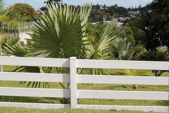 Des clôtures utiles et esthétiques