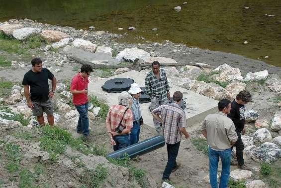 Bientôt de l'eau à Ouégoa