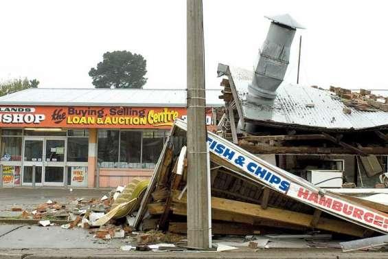 Christchurch tremble encore