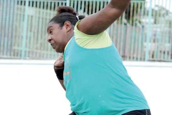 Rose Welepa s'éloigne des Jeux paralympiques