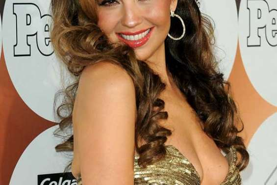 Thalia : une étoile à Hollywood !
