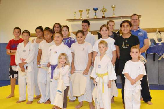 A la découverte du taekwondo
