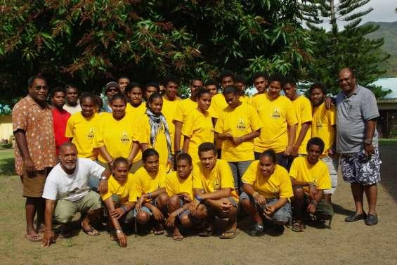 Le Vanuatu comme récompense
