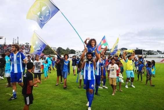 Football : Hienghène gagne la Coupe de Calédonie au bout du suspense