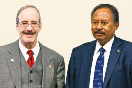 Réchauffement spectaculaire des relations avec le Soudan