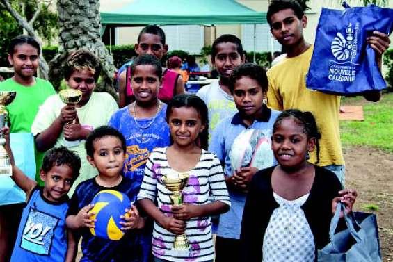 L'Association de la résidence des Poivriers soutient la jeunesse