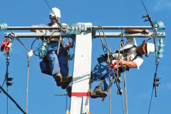 Maintenance d'ampleur sur le réseau électrique