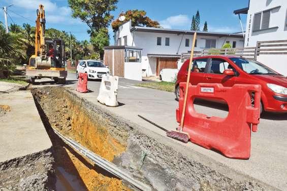 Les réseaux d'eau potable terminés en octobre, à Yahoué