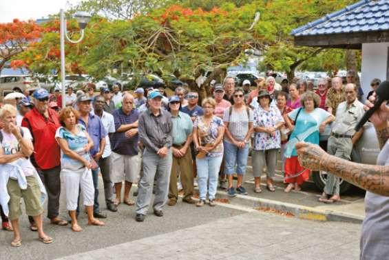 L'intersyndicale des retraités sera reçue lundi à la province Sud