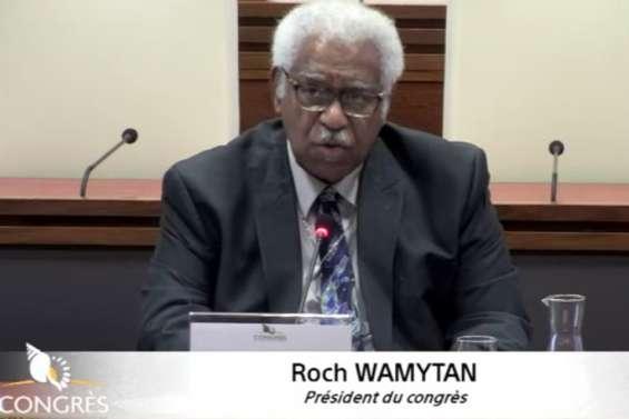 Roch Wamytan condamne les insultes et agressions verbales sur les réseaux sociaux