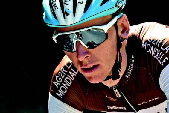 Romain Bardet se tourne déjà vers les Alpes