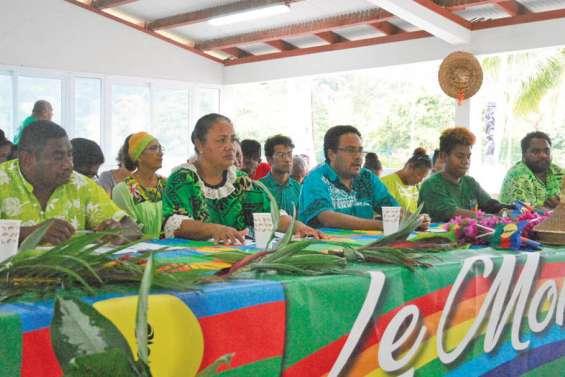 Romuald Pidjot conduit une liste indépendantiste unitaire d'ouverture