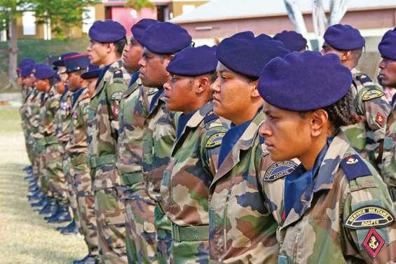 Le RSMA se lance dans la formation en province Sud