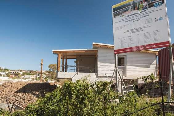 Magenta, 6e Km, Rivière-Salée, le FSH lance et livre plusieurs chantiers en 2020