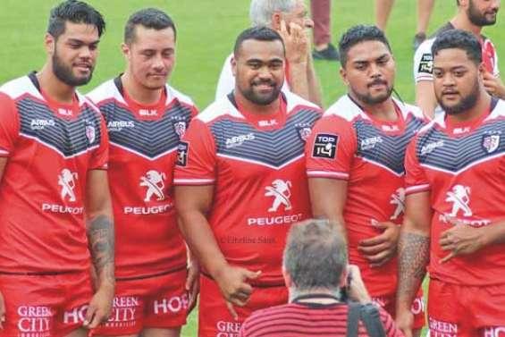 Rugby : Cinq nouveaux Cagous en Top 14