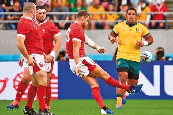 Au Mondial, le rugby se joue aussi avec les pieds