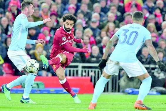 City reçoit une leçon à Liverpool