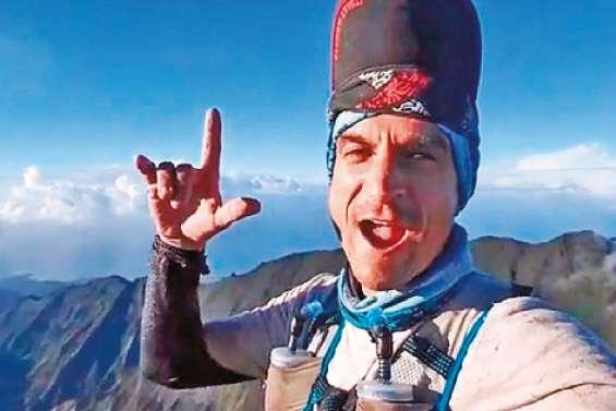 Ultra-trail : Samuel Zijp réalise un exploit