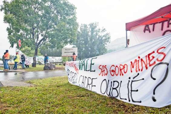 La SAS Goro Mines inquiète pour l'avenir des sous-traitants du Grand Sud