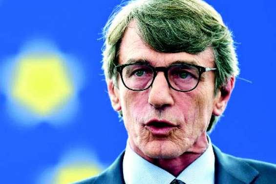 Un Italien à la tête du Parlement européen
