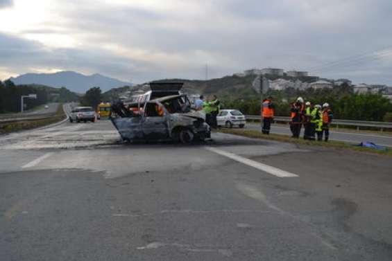 Deux morts dans un accident à Savannah