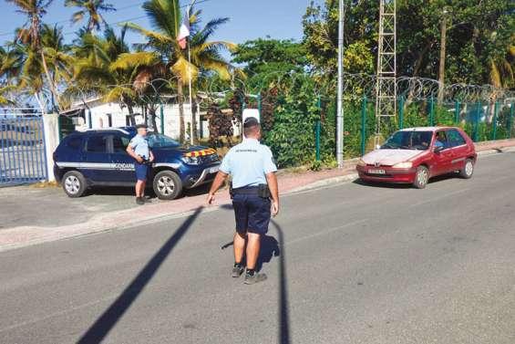 La sécurité routière renforcée sur Drehu