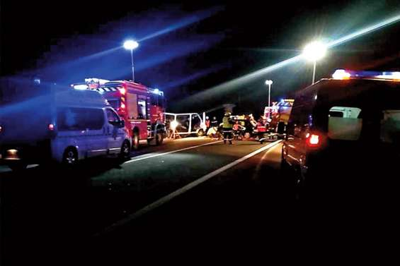 Sept morts sur les routes en un week-end
