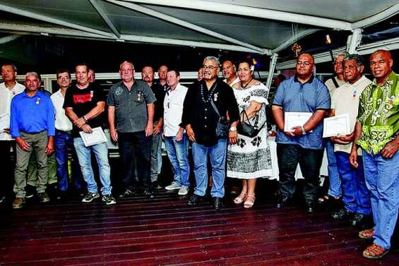 La SLN honore ses plus anciens collaborateurs