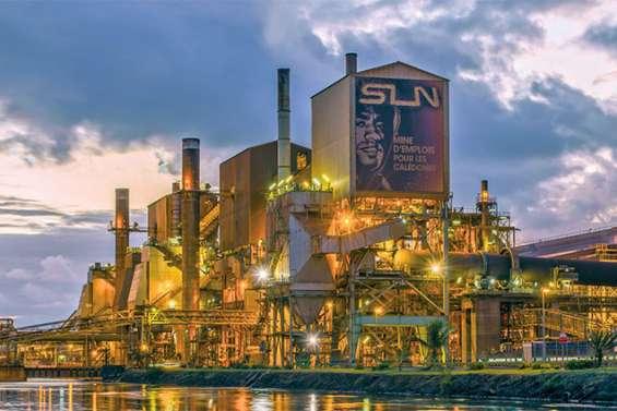 La SLN profite de l'embellie du cours du nickel