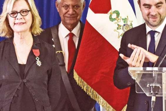 Le ministre aux quatre coins de Nouméa