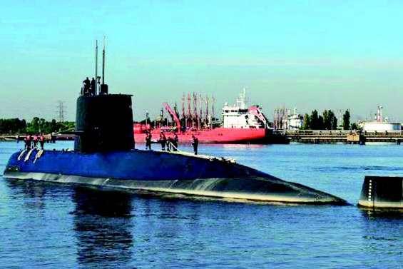 Le sous-marin San Juan retrouvé à 907 mètres de fond
