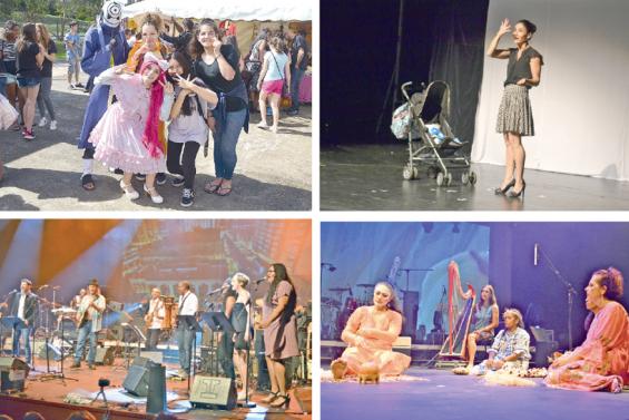 Une flopée de spectacles et de festivals pour tous les goûts