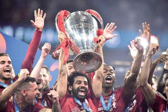 Salah et Liverpool champions d'Europe !