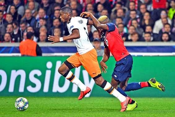 Lille arrache un point, Lyon n'en gagne aucun