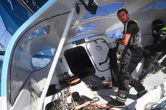 Thomas Ruyant, marin, entrepreneur et funambule