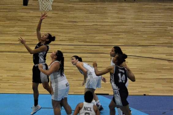 Jeux du Pacifique : les basketteuses surclassées par Fidji