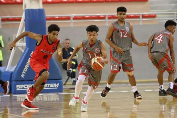 Oceania de basket : les Cagous filent en quarts de finale