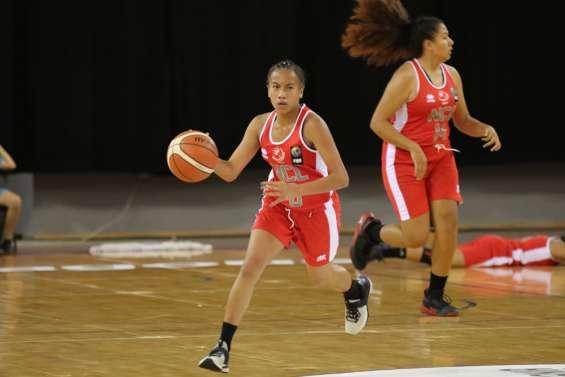 Oceania de basket : les Cagoues éliminées en quart de finale