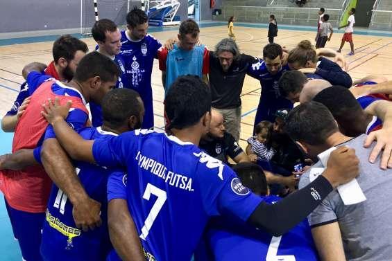 Futsal : l'Olympique jouera la finale de la Coupe de Calédonie