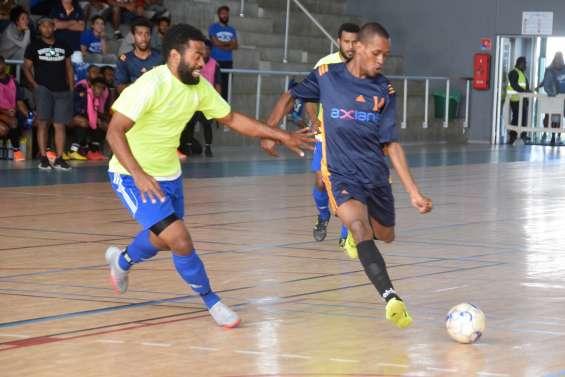 Futsal : l'UNC s'impose avec la manière face à l'ASPTT