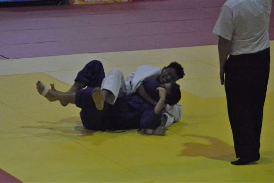 Jeux du Pacifique : les judokas font le doublé par équipes