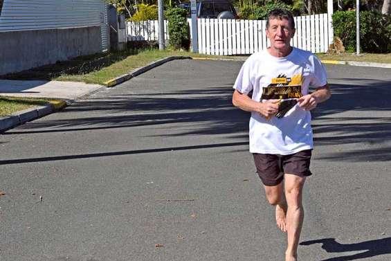 Eric Anthofer, l'homme qui aimait courir sans chaussures