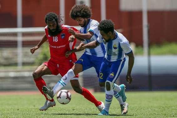 Ligue des champions : Hienghène tombe d'entrée