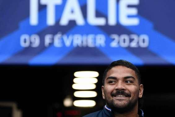 Rugby : Peato Mauvaka enchaîne avec les Bleus
