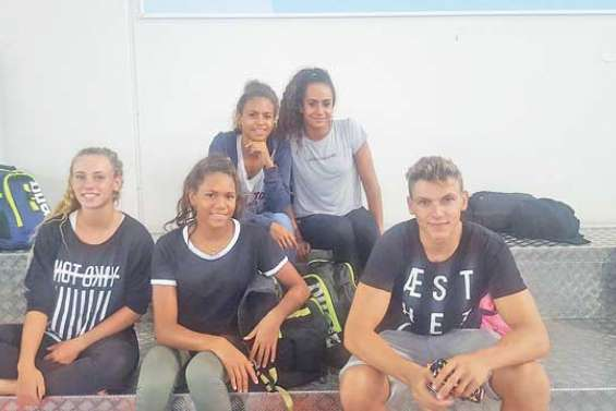 Cinq athlètes et cinq finales en Nouvelle-Zélande