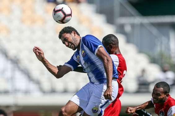 Football : Hienghène arrache un match nul en Papouasie
