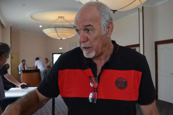Football : Gilles Tavergeux élu président de la Fédération calédonienne