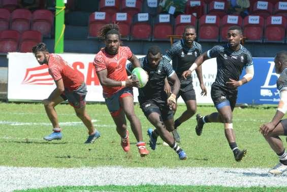 Jeux du Pacifique : les sélections de rugby à 7 terminent bien la journée