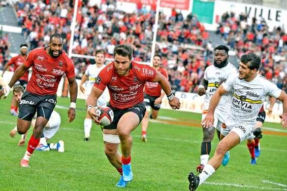 Toulon reste au contact des premiers